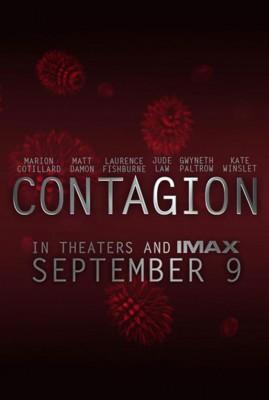 contagion poster 269x400 Matt Damon şi Marion Cotillard în Contagion (trailer)