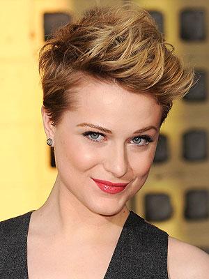 evan rachel wood Actriţa Evan Rachel Wood cântă mai bine decât Justin Bieber?