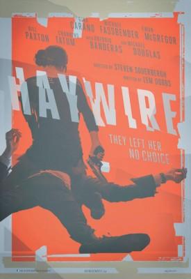 haywire 275x400  Gina Carano, Channing Tatum şi Ewan McGregor în Haywire (trailer)