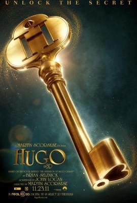 hugo poster 2011 270x400 Hugo (trailer)