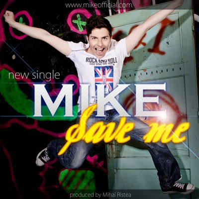 mike save me 400x400 Mike   Save Me (single nou)