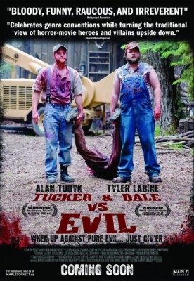 tucker dale vs evil 276x400 Tucker and Dale vs Devil (poster şi trailer)