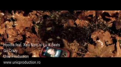 Hoodie feat. Xela Nam & Lu-K Beats - Go Crazy www.vedetepenet.ro
