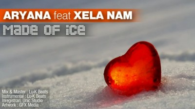 www.vedetepenet.ro cg  400x223 Aryana feat. Xela Nam   Made Of Ice (produsă de Lu K Beats)