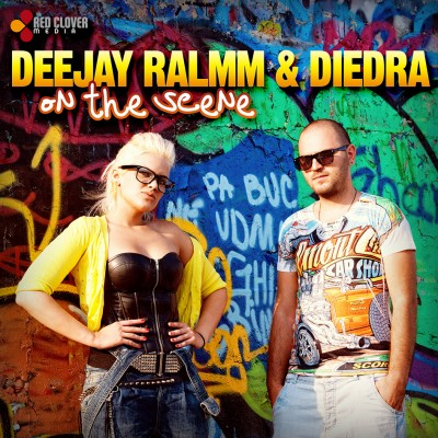 deejay ralmm & diedra - on the scene - cover www.vedetepenet.ro