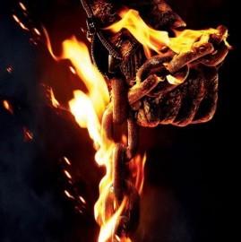ghost rider spirit vengeance poster nicolas cage Ghost Rider: Spirit of Vengeance cu Nicolas Cage (trailer)