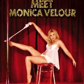 meet monica veltour poster Kim Cattrall în Meet Monica Velour (trailer)