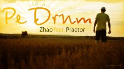 zhao praetor pe drum 400x224 Videoclip: ZHAO feat. Praetor   Pe Drum (LaLaLaLa)