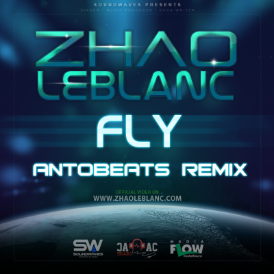 COVER2 remix copy 400x400 Zhao LeBlanc   Fly (Remix)