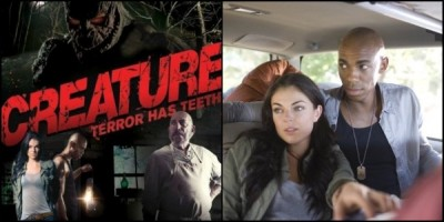 Creature 2011 Horror Film 400x200 Primele secvenţe din filmul horror Creature
