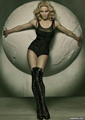 Madonna va lansa un nou album în primăvara anului 2012 www.vedetepenet.ro