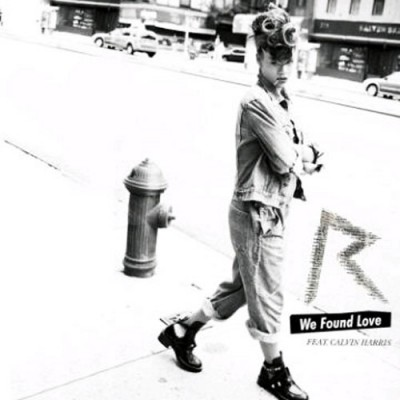 Rihanna We Found Love cover 400x400 Single nou Rihanna: We Found Love
