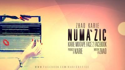 Lansare: Zhao ft. Karie - Numa' Zic www.vedetepenet.ro
