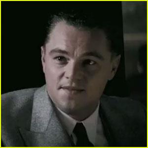 leonardo dicaprio j edgar Trailer   J. Edgar cu Leonardo DiCaprio