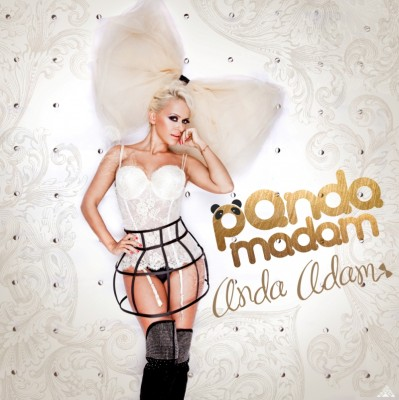 Anda Adam Panda Madam Official Single Cover www.vedetepenet.ro  399x400 Anda Adam   Panda Madam [Single Teaser]