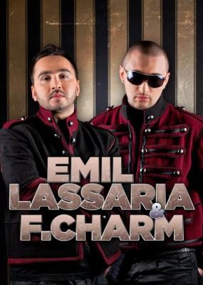 Emil lassaria F.Charm www.vedetepenet.ro  285x400 Emil Lassaria & F.Charm   Guantanamera (Videoclip)