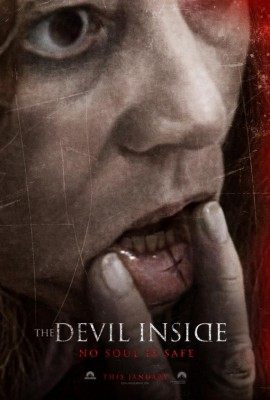 The Devil Inside Poster Trailer 270x400 Horror   The Devil Inside (trailer)