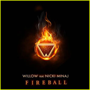 willow smith fireball nicki minaj 2011 new single Willow Smith feat. Nicki Minaj   Fireball (melodie nouă)