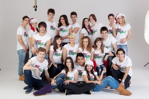 lala band xmas 690 www.vedetepenet.ro  PRO TV PUNE PARIU CU VIAŢA ŞI ÎN 2012