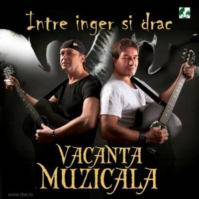 """Radu Pietreanu lansează albumul muzical """"Între Înger Și Drac"""" www.vedetepenet.ro"""