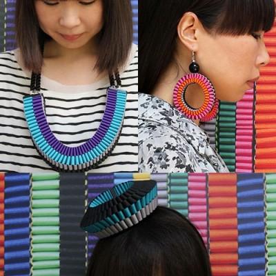 accesorii 400x400 Jennifer Loiselle vă propune accesorii handmade pentru Revelion 2011 2012