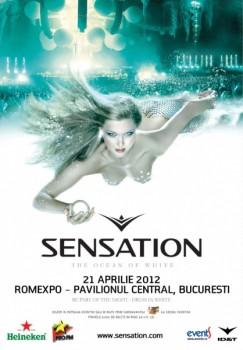 """Primul eveniment Sensation """"The Ocean of White"""" din România www.vedetepenet.ro"""