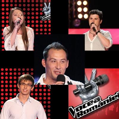 voce romanie  Vocea României este Ștefan Stan