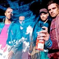 Imagine Coldplay cântă în L.A.
