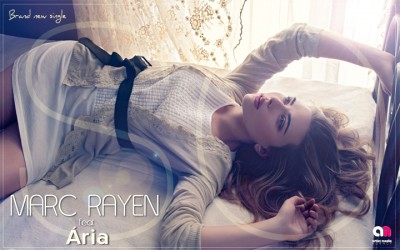 Single nou: Marc Rayen & Ária - So (la la) www.vedetepenet.ro