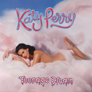 Katy Perry Teenage Dream alternate cover Katy Perry relansează albumul Teenage Dream