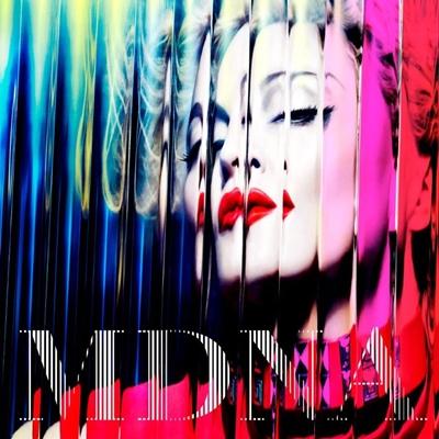 Madonna MDNA coperta abum www.vedetepenet.ro  Madonna dezvăluie coperta noului său album!