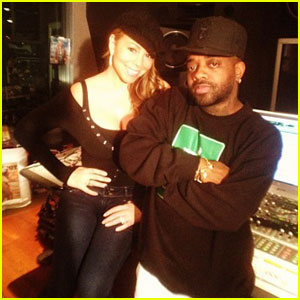 mariah carey album nou 2012 www.vedetepenet.ro  Mariah Carey înregistrează un nou album!