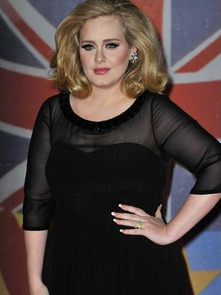 adele brit awards 2012 www.vedetepenet.ro  Adele   Rolling In The Deep (Live @ BRIT Awards 2012)