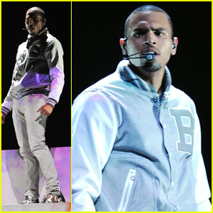 chris brown grammys 2012 performance turn up the music beautiful people Chris Brown   Turn Up The Music / The Beautiful People (Live @ Grammy Awards)