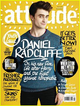 daniel radcliffe comunitatea gay www.vedetepenet.ro  Daniel Radcliffe sprijină comunitatea gay!