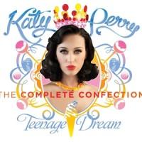 Imagine 3 piese noi Katy Perry, pe noua ediţie a albumului 'Teenage Dream'!