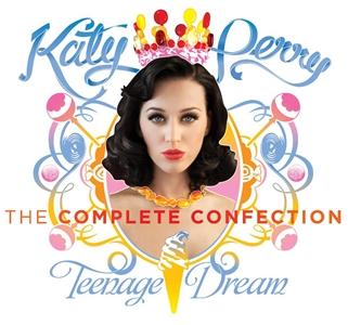 katy perry relansare teenage dream copertajpg 3 piese noi Katy Perry, pe noua ediţie a albumului Teenage Dream!