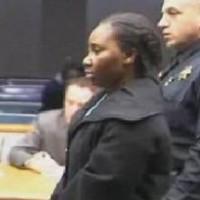 Imagine O mamă și-a pedepsit fata cu spray cu piper.
