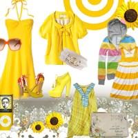 tinuta outfit galben 200x200 Galbenul Lămâie culoarea sezonului primavară vară 2012