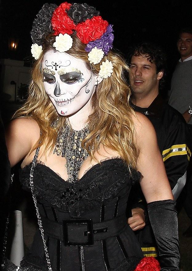Cum s-au costumat vedetele de Halloween - vedetepenet.ro