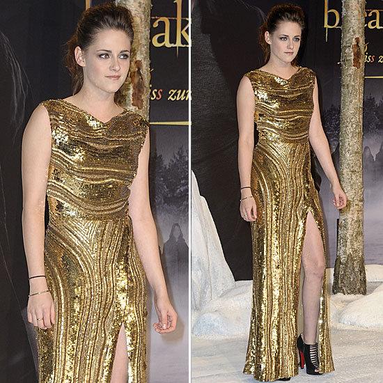 """Kristen Stewart, apariţii surprinzătoare la premiera """"Breaking Dawn: Part 2"""" - vedetepenet.ro"""