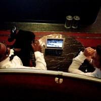 justin timberlake jayz poze filmari videoclip 4 vedetepenetro 200x200 Justin Timberlake și Jay Z filmează videoclipul pentru Suit&Tie (poze)