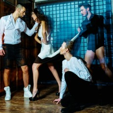 Designerul Stefan Musca lanseaza o noua colectie de moda vedetepenet.ro