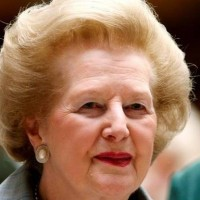 "Imagine A murit Margaret Thatcher, supranumita ""Doamna de fier"""