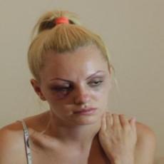 Alexandra Stan, IMAGINEA unei CAMPANII ANTI-VIOLENTA www.vedetepenet.ro