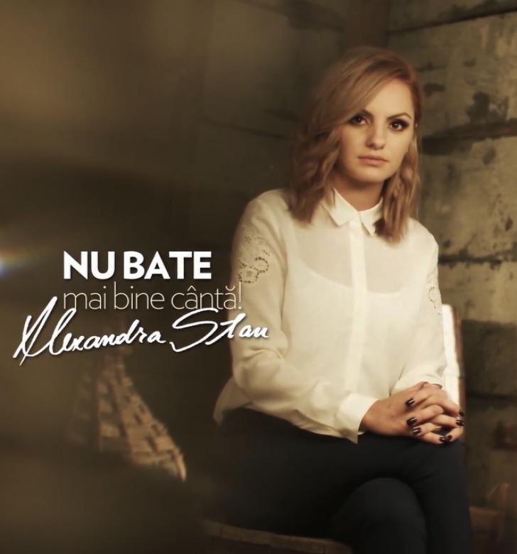Alexandra Stan Nu bate! Mai bine canta! www.vedetepenet.ro