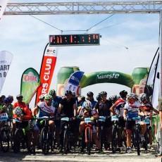 Imagine Litoralul romanesc, pe harta mondiala a ciclismului olimpic. Plaja Corbu – locul 4 in lume
