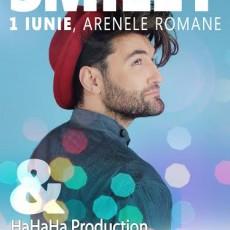 SMILEY Hahaha Production pe 1 iunie la Arenele Romane din Bucuresti www.vedetepenet.ro  230x230 SMILEY & Hahaha Production, pe 1 iunie la Arenele Romane din  Bucuresti