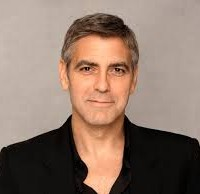 Imagine George Clooney a fost implicat într-un accident auto