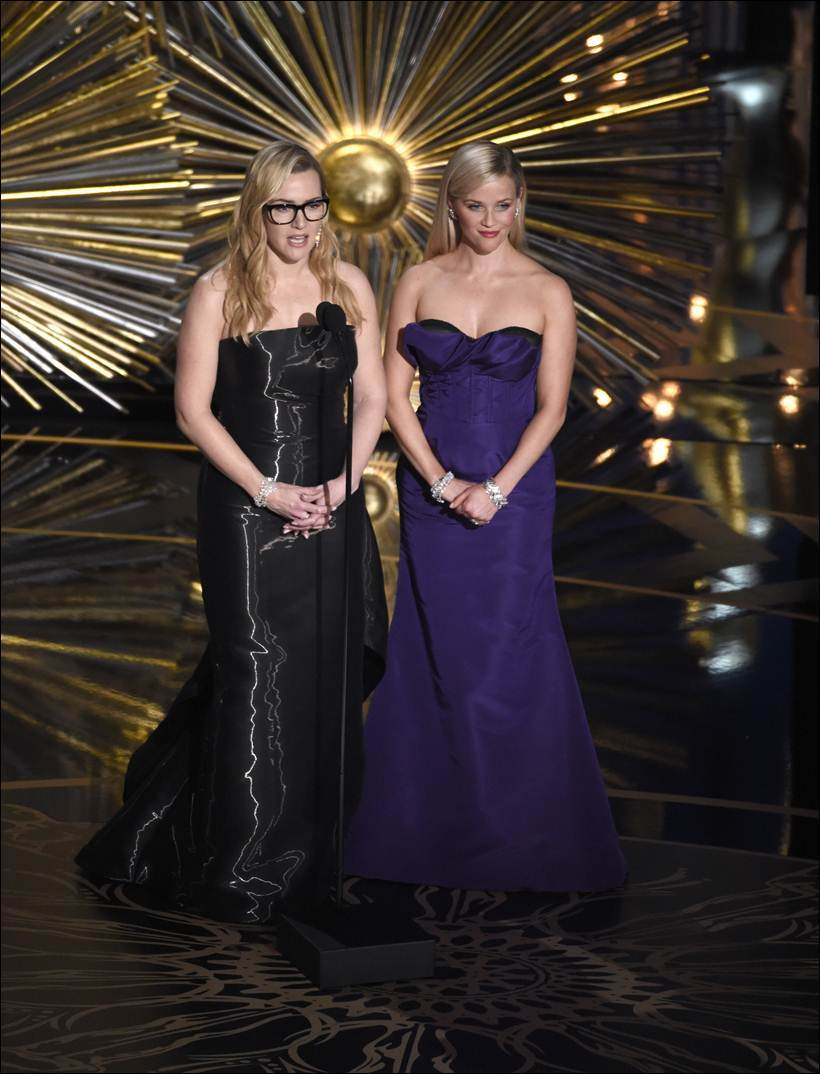 Kate Winslet, Reese Witherspoon